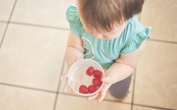 17 Healthy Snacks for Toddlers and Preschoolers
