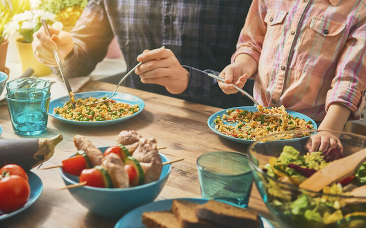 10 Healthy Meals for the Whole Family Under $15